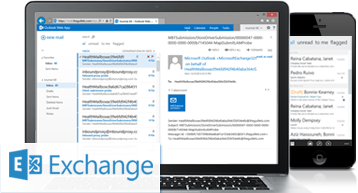 Microsoft Hosted Exchange Outlook