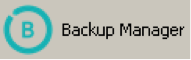 Online Back-up stap 1