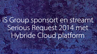Internedservices sponsort en streamt Serious Request 2014