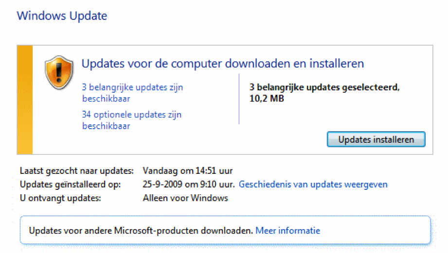 hosted-desktop-updates-installeren