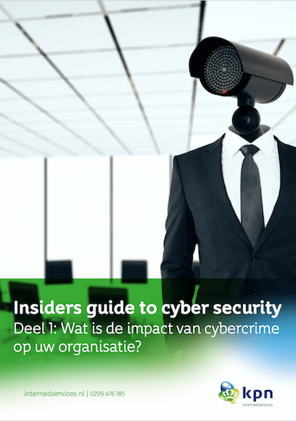 Whitepaper - Insiders Guide to Cyber Security Deel 1