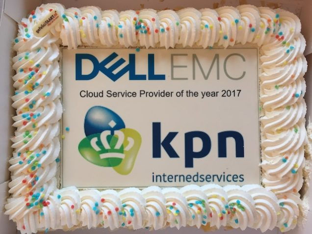 KPN Internedservices wint Cloud Service Provider of the Year award